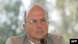 French Chief of Defense Staff, General Jean-Louis Georgelin