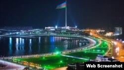 Bakı şəhəri (Foto USA TODAY Travel-idən götürülüb)