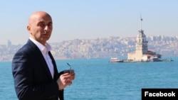 Laçın Məmişov (Foto Laçın Məmişovun səhifəsindən götürülüb)