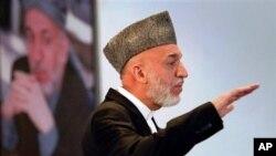 کرزی شورای صلح افغانستان را دایر کرد