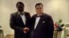 Kabila na Peter Pham babeti masolo ya boyokani ya sika na Etats-Unis