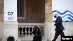 Велика Британія головує в G7 цього року і влаштовує зустрічі урядовців та керівників країн групи