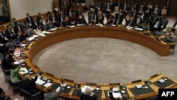 Совбез ООН голосует по Ливии