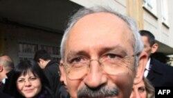 Թուրքիայի ընդդիմադիր հիմնական՝ «Ժողովրդա-հանրապետական կուսակցության» առաջնորդ Քեմալ Քիլիչդարօղլու