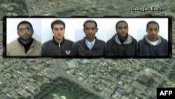 Petorica optuženih da su se internetom povezali sa teroristima u Pakistanu