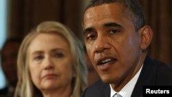 Hillary Clinton ha dicho en repetidas ocasiones que no estará en este segundo período de Obama. El presidente deberá decidir en los próximos días.
