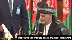 اشرف غنی احمدزی، رئیس جمهور جدید افغانستان