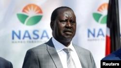 Kiongozi mkuu wa upinzani Kenya, Raila Odinga