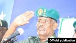 Taliyaha Asluubta Jeneral Mahad