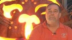 Pennsylvania Man Gets Into Halloween in a BIG Way