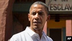 奧巴馬總統星期四訪問塞內加爾