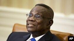 Tổng thống John Atta Mills của Ghana