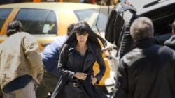 درخشش آنجلینا جولی در فیلم جاسوسی تازه ای به نام «سالت»