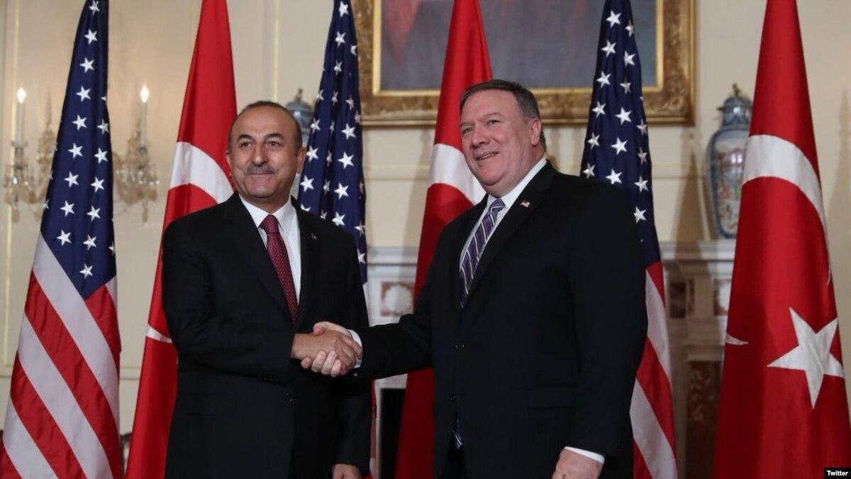 ABD-Türkiye Suriye Çalışma Grubu 3. Toplantısı yarın Ankarada 10