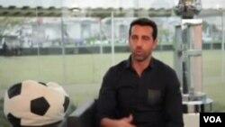 ادو گاسپار، دستیار کارلوس کی روش سرمربی تیم ملی فوتبال ایران