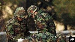 """کوریای شمالی """" ائتلاف نظامی سه گانه """" را محکوم کرد"""