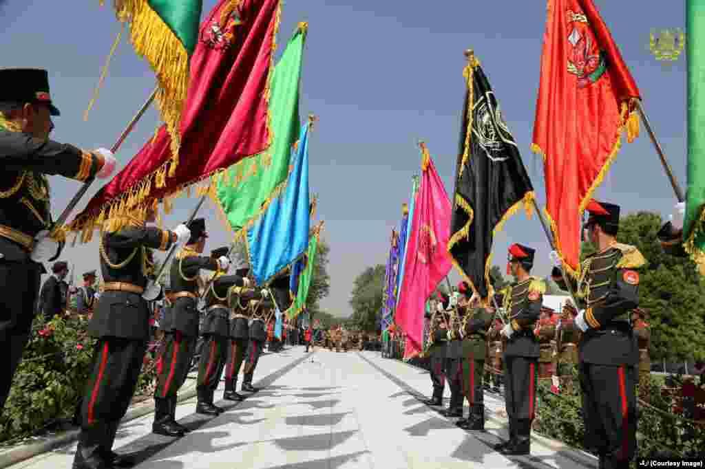 مراسم تجلیل از ۹۹ مین سالروز استرداد استقلال افغانستان در کابل