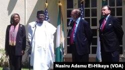 Shugaban Hukumar Zaben Najeriya INEC, Farfesa Mahmud Yakubu