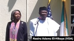 Shugaban Hukumar Zaben Najeriya INEC Farfesa Mahmud Yakubu