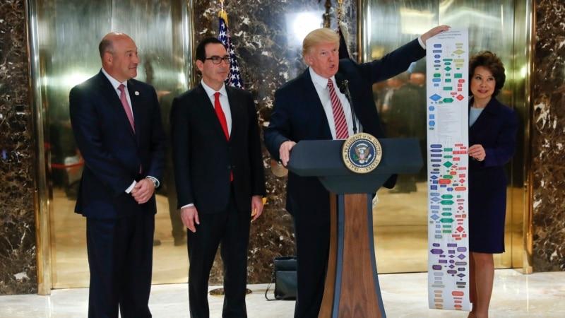 Trump Perintahkan untuk Mempercepat Perizinan Proyek-Proyek Infrastruktur Baru