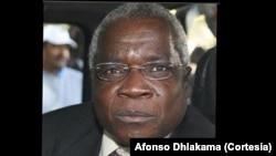Afonso Dhlakama