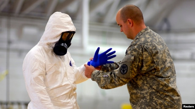 El presidente Obama declarará exitosa la misión de los militares en África occidental en la lucha contra el ébola.