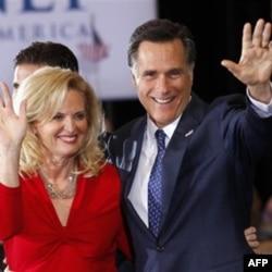 Michigan ve Arizona Önseçimlerinde Zafer Mitt Romney'nin