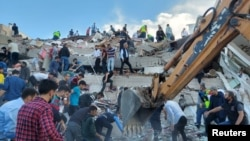 turkey izmir earthquake