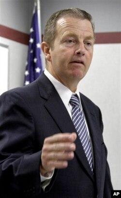 斯科特•埃灵顿 阿肯色州第二司法区的检察官(AP)