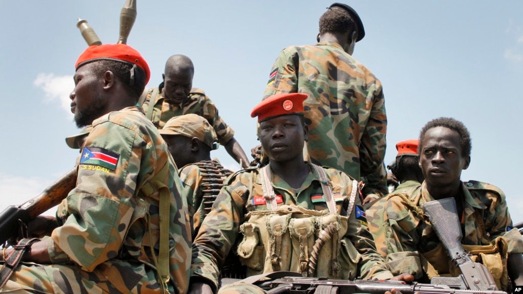 Rights activists threatened in South Sudan