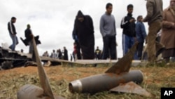 لیبیا پر مؤثر نو فلائی زون قائم کردیا گیا: اتحادی افواج