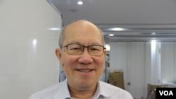 香港中国问题评论员林和立