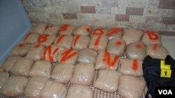 國際警方合力打擊毒品販賣活動