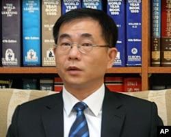 台湾外交部亚太司副司长 葛葆萱