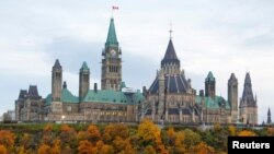 Kanada parlamenti binosi, Ottava