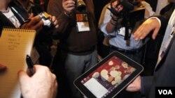 Lenovo la empresa detrás del LePad y que en 2004 compró la división de PC de IBM, posee un 27% del mercado chino.
