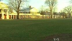 Historic University, City, Prepares for Kerry Speech
