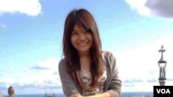PR Intern Tarinee Youkhaw