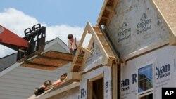 La mayor alza se presentó por el inicio de construcción de viviendas unifamiliares.