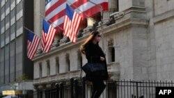紐約證券交易所。