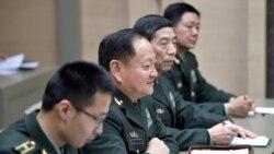 中国军方遭美制裁 北京表示强烈愤慨