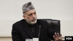 Presiden Hamid Karzai memerintahkan penyelidikan atas serangan NATO yang menewaskan 8 orang warga sipil Afghanistan.