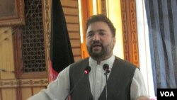 سلیم خان کندزي نږدې شپاړس میاشتې وړاندې د جمهوررئیس غني له خوا د ننګرهار د والي په توګه ټاکل شوی وو.