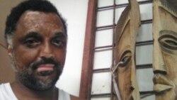"""""""Não desistimos com muita facilidade"""", diz Miguel Hurst, ator angolano"""