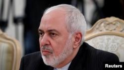 Bộ trưởng Ngoại giao Iran Mohammad Javad Zarif