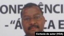 Mário Paiva, jornalista angolano