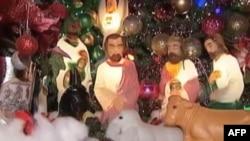 ბეთლემში შობას აღნიშნავენ