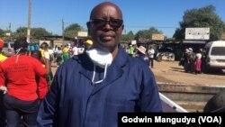 Rwanda Ambassador to Zimbabwe, James Musoni