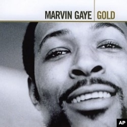 "Marvin Gaye's ""Gold"" CD"