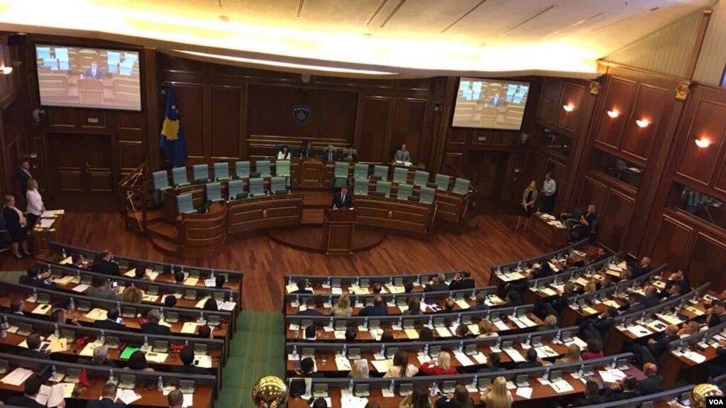 Dështon sërish mbledhja e parlamentit të Kosovës